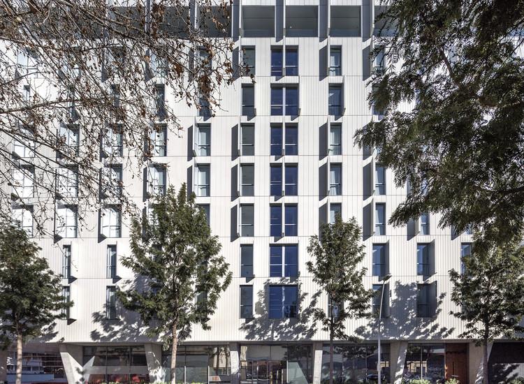 Hotel SBGlow / Batlle i Roig Arquitectura, © Antonio Navarro Wijkmark