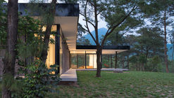 House Under the Pines / Idee architects