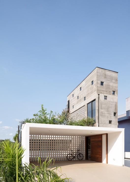 Casa VPJC / Ar:Co Arquitetura Cooperativa, © Eduardo Triboni