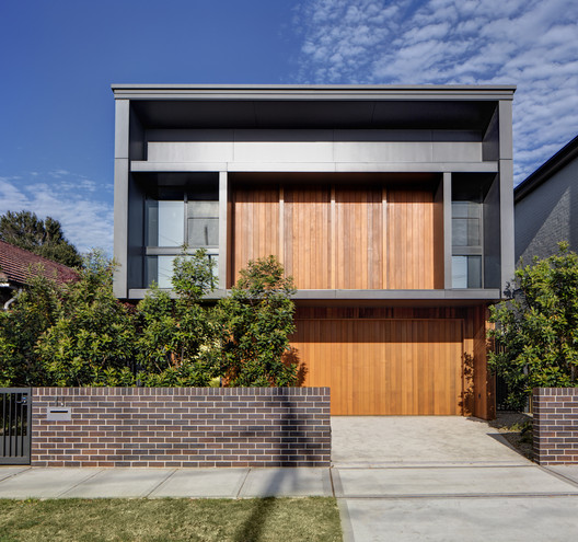 Randwick House / Ben Giles Architect