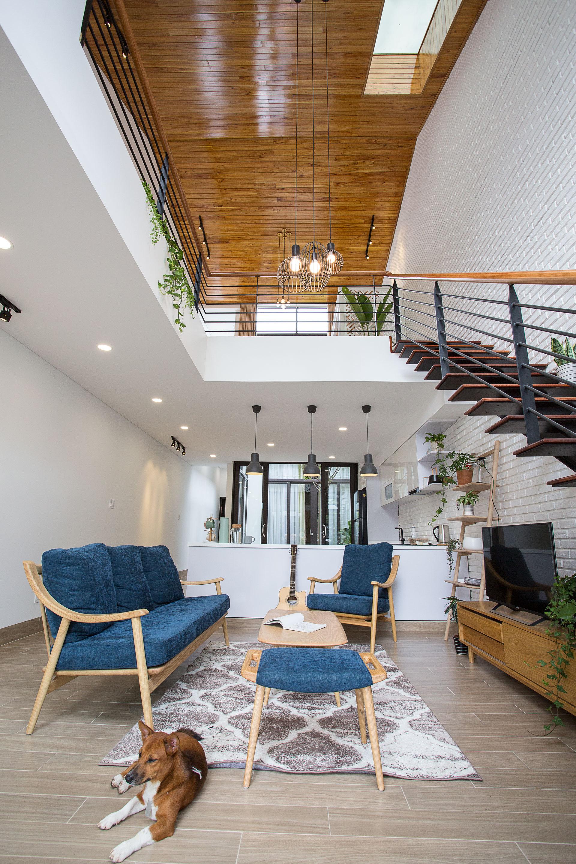 Galer a de casa minimalista 85 design 6 for Casa minimalista roja