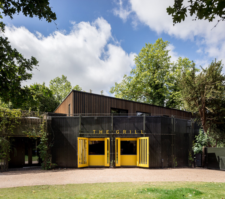 Regent's Park Open Air Theatre / Reed Watts Architects, © Simone Kennedy