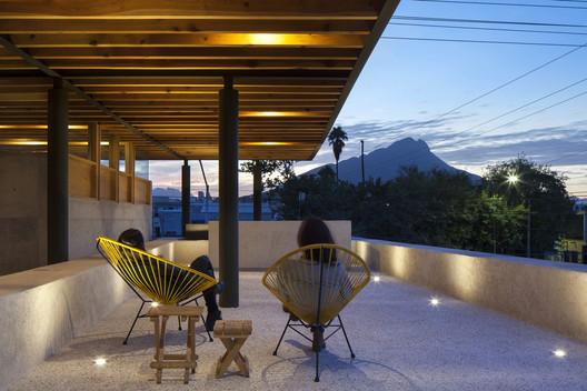 © Adrian Llaguno / Documentación Arquitectonica