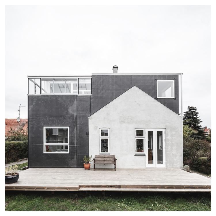 Helmet House / Werkt, © Rasmus Hjortshøj