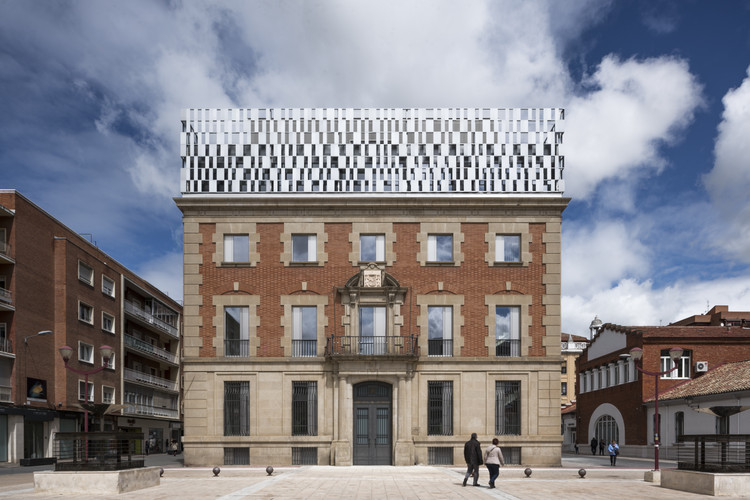 Refurbishment of the Justice Palace of Palencia  / Aranguren&Gallegos Arquitectos, © Jesús Granada