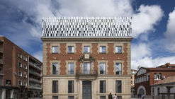Refurbishment of the Justice Palace of Palencia  / Aranguren&Gallegos Arquitectos