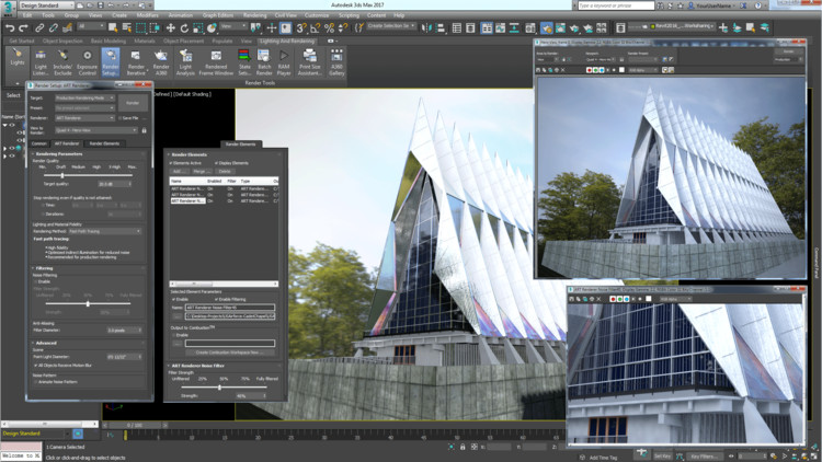 3ds Max | Tag | ArchDaily