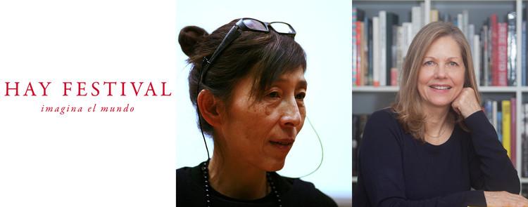 Kazuyo Sejima y Martha Thorne participarán en el Hay Festival Segovia 2018, Kazuyo Sejima (izq) y Martha Thorne. Image Cortesía de HAY Festival Segovia