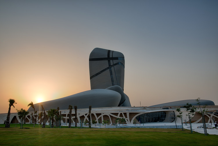 King Abdulaziz Centre for World Culture  / Snøhetta, © Snøhetta