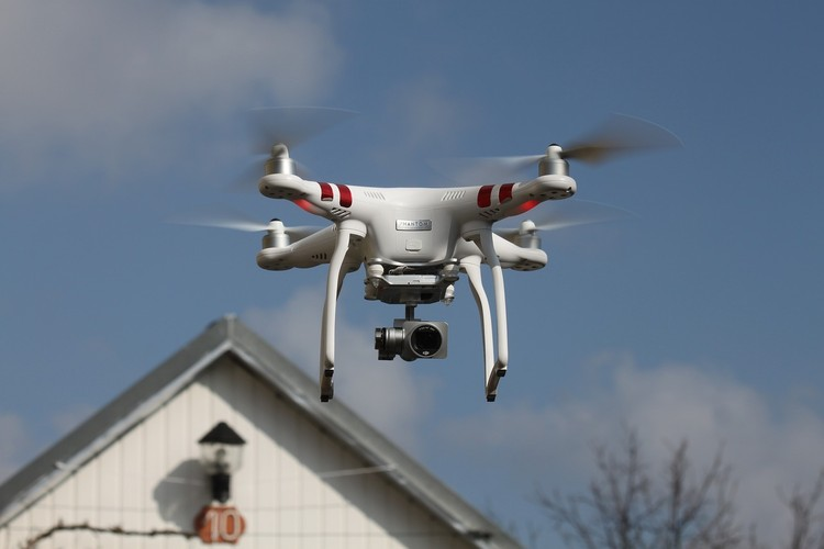 How Construction Workers are Using Drones on Building Sites