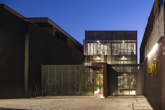 Girassol Building / Reinach Mendonça Arquitetos Associados