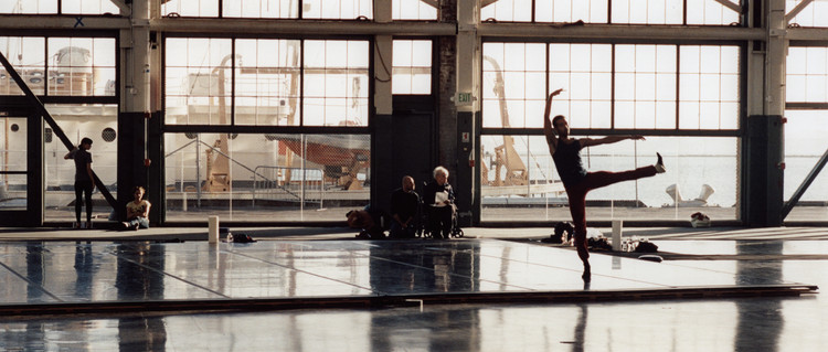 Body and Space: Videos That Explore Cities and Architecture Through Dance , Hammer