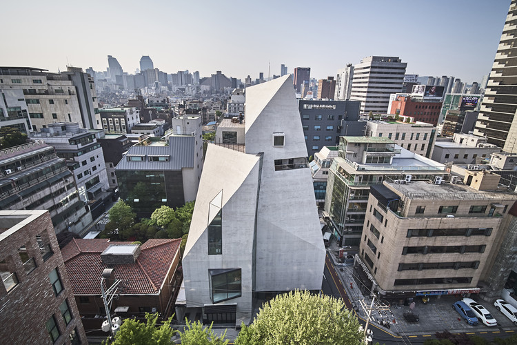 Torre I / Chiasmus Partners, © Namsun Lee
