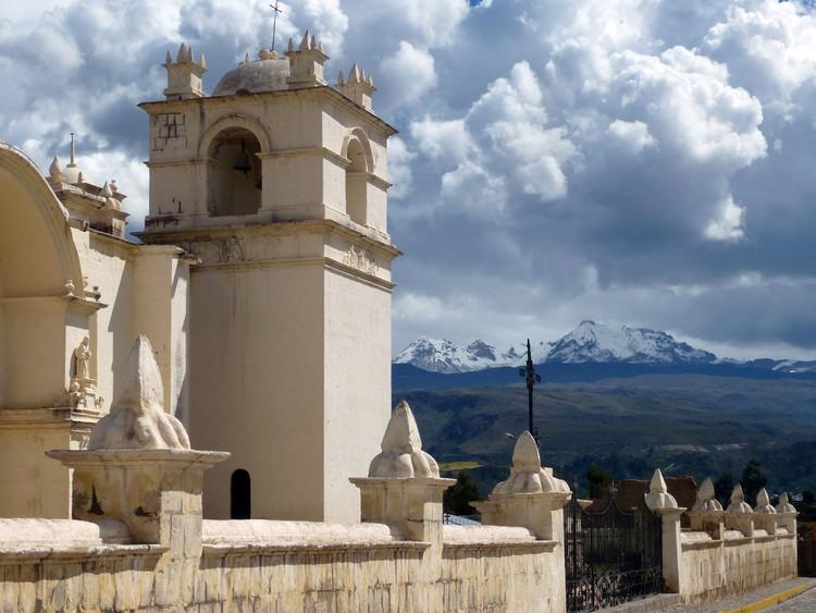 Guía de arquitectura: pueblos de Perú que todo arquitecto debe visitar, © Wikipedia User: BrunoLocatelli . Licensed under CC BY-SA 4.0. Image YANQUE, Colca