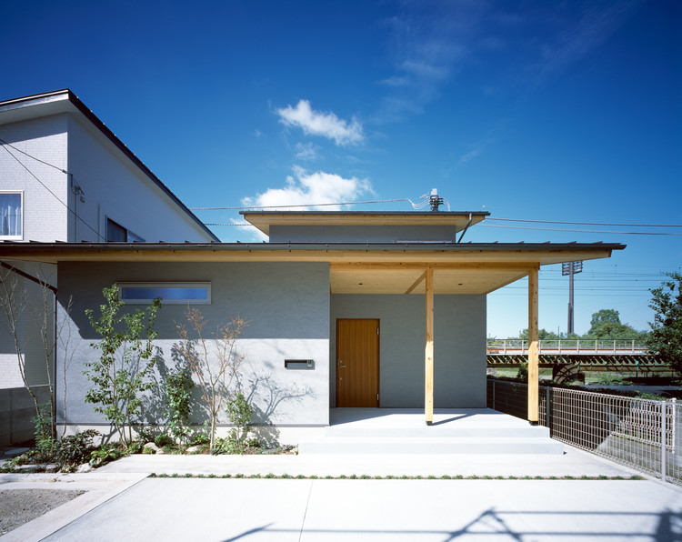 House in Ichitsubo / Taichi Nishishita architect & associate, © Masao Nishikawa