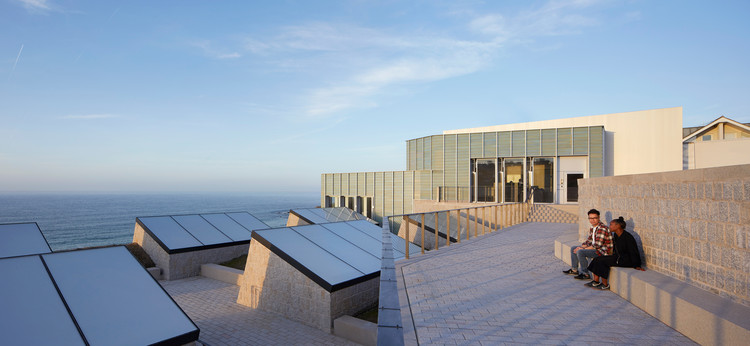Art & Architecture Conference 2018, Jamie Fobert Architects, Tate St Ives, Cornwall, ©Hufton+Crow