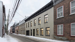 Residence La Salle / Hatem+D + Etienne Bernier Architecte