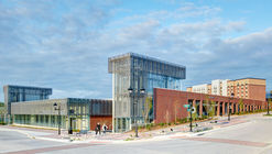 Coralville Intermodal Facility / Neumann Monson Architects