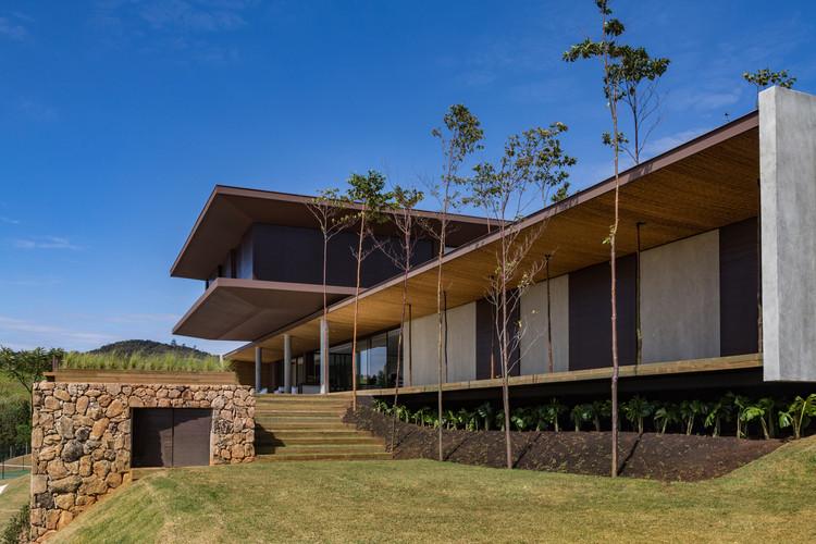 Residência CR / Padovani Arquitetos Associados, © Evelyn Muller