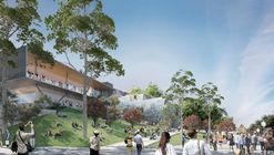 """Foster + Partners Revises Design for Apple's Melbourne Store Following """"Pizza Hut Pagoda"""" Backlash"""