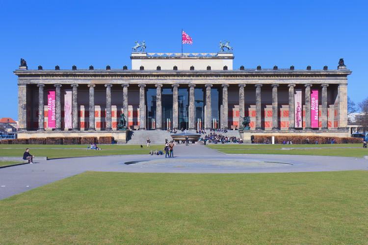 Museo Altes, Berlim. © Avda, a través de Wikimedia. Licencia CC BY-SA 3.0