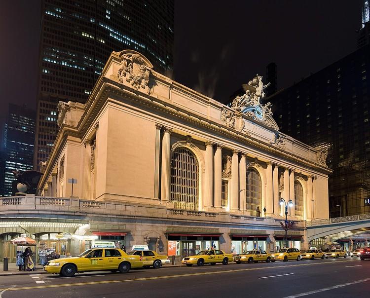 Grand Central Terminal, Nueva York. © Eric Baetscher, vía Wikimedia. Licencia CC BY-SA 3.0