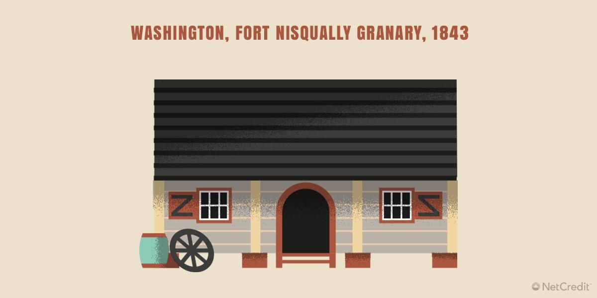4ccd326eb Galeria de O edifício mais antigo de cada Estado dos EUA - 11