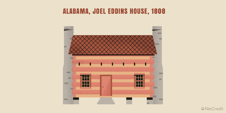 The Oldest Building in Every US State