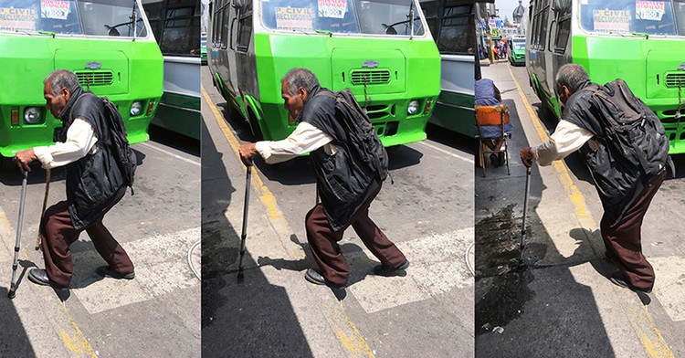Experimentar la antipatía urbana, © Sabrina Gaudino Di Meo
