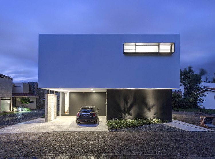 Domus Tuam House / Lassala + Orozco arquitectos, © Marcos Garcia