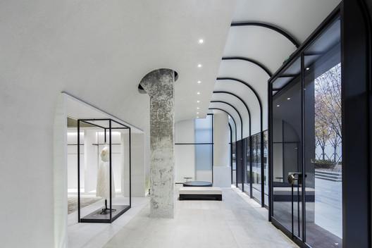 Atrium. Image © Zhonghai Shen