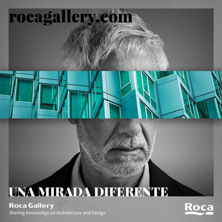 Nace una nueva plataforma digital del sector de la arquitectura y el diseño, Roca Gallery Web © Roca Gallery