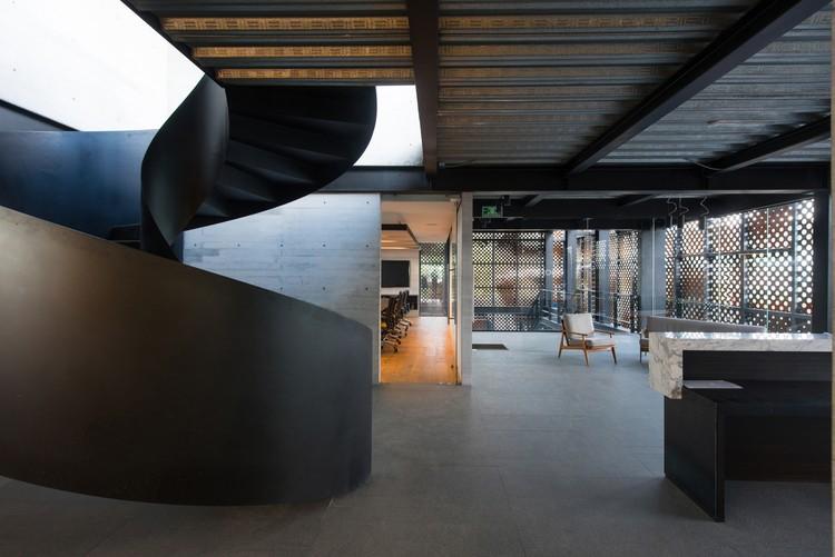 Planta y Oficinas Doxsteel Fasteners Manufacturing México / Vieyra Arquitectos, © Jaime Navarro