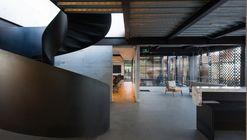 Planta y Oficinas Doxsteel Fasteners Manufacturing México / Vieyra Arquitectos
