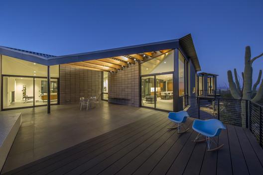 Casa De Plegado / Rob Paulus Architects
