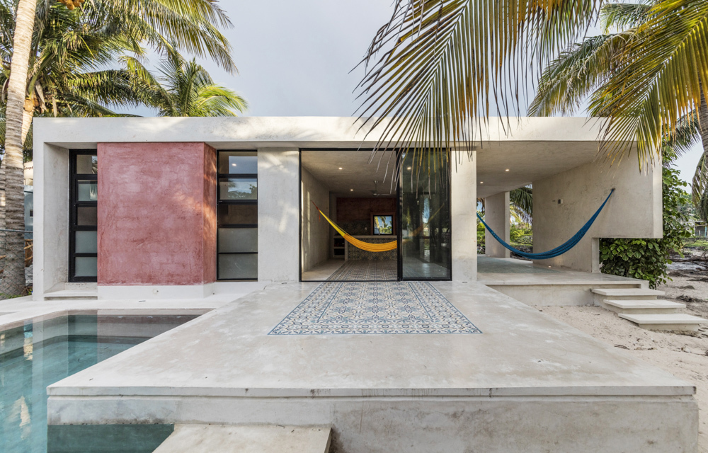 Galer a de un tributo al color de la arquitectura mexicana for Arquitectura mexicana contemporanea