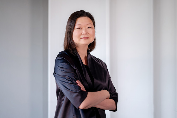 J. Meejin Yoon to Serve as First Female Dean in Cornell AAP's 122 Year History, J. Meejin Yoon. Image © Andy Ryan