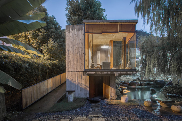 Twin Tea House / Hill Architecture