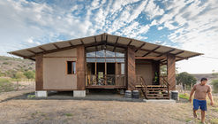 Post-Earthquake Prototype – Rural Dwelling / AL BORDE + El Sindicato Arquitectura