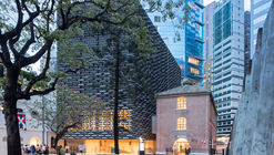 Tai Kwun Centre for Heritage and Art / Herzog & de Meuron