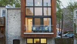 Cortez Street House / moss Design