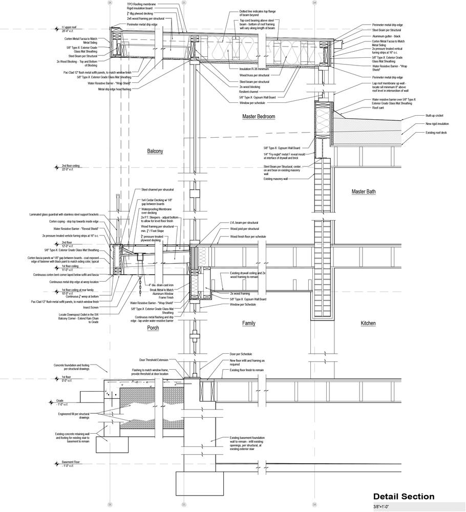Gallery of Cortez Street House / moss Design - 25