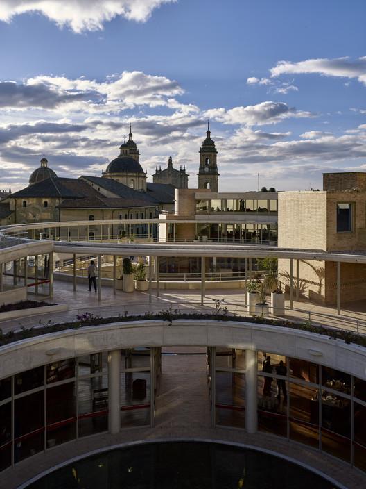 Centro Cultural García Márquez, segundo Rogelio Salmona, © Enrique Guzmán