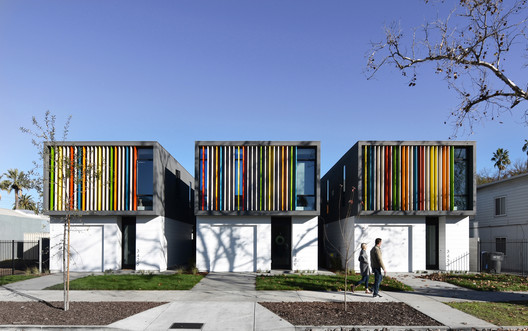 Residencias Oak Park / Johnsen Schmaling Architects