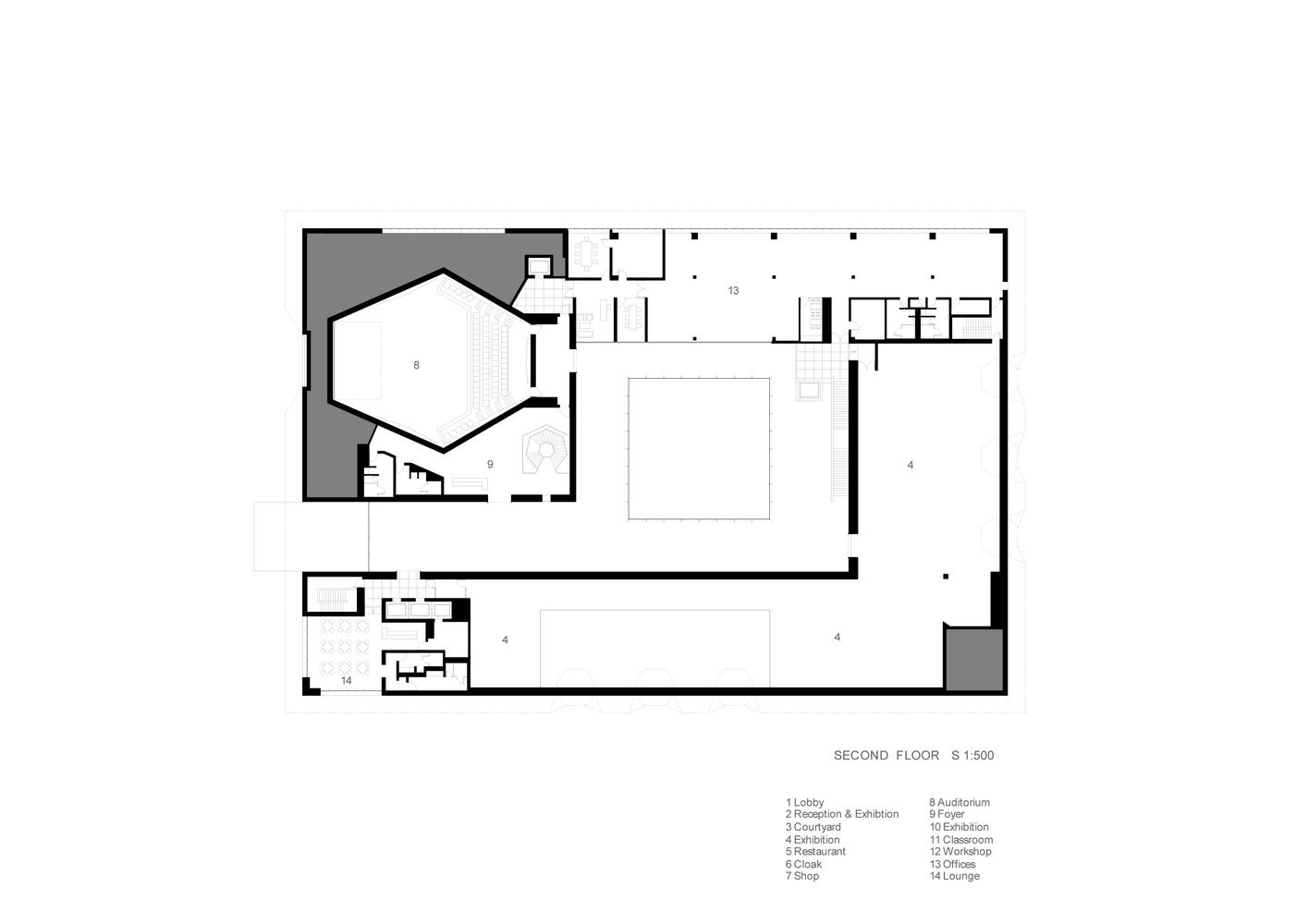 Gallery Of The Aga Khan Museum Maki And Associates 13