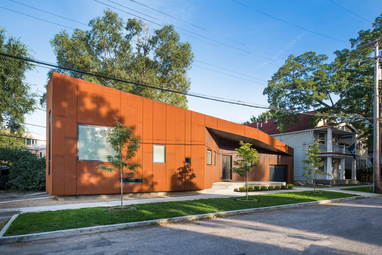 Deane's House / Horton Harper Architects, © Kevin G. Reeves