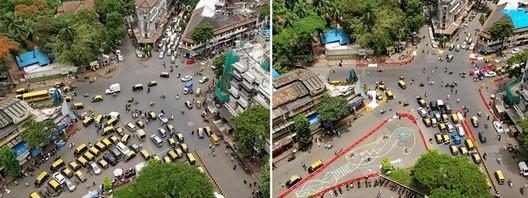 Nagpada, Bombay. © WRI Índia