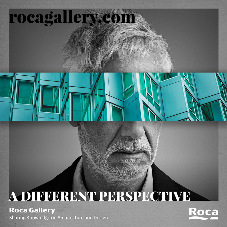 A New Web Platform on Architecture and Design Has Launched, Roca Gallery Web © Roca Gallery