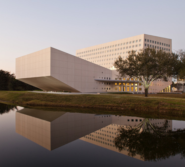 FIU School of International and Public Affairs / Arquitectonica, Courtesy of Arquitectonica