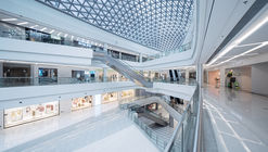 Shaoxing CTC Mall Interior Design / ATAH